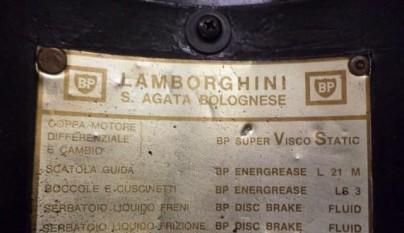 Lamborghini Miura P400S 13