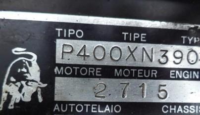 Lamborghini Miura P400S 3