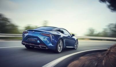 Lexus LC 500h 31