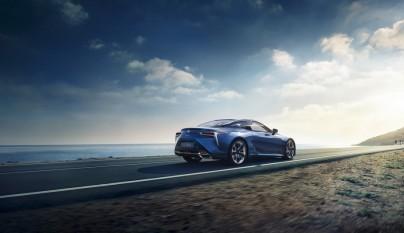 Lexus LC 500h 8
