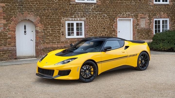 Lotus Evora Sport 410 1