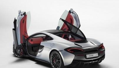 McLaren 570GT 4