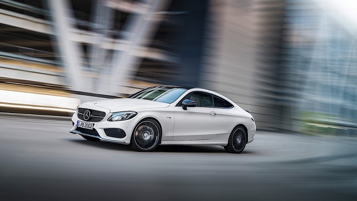 Mercedes-AMG C 43 Coupe 1