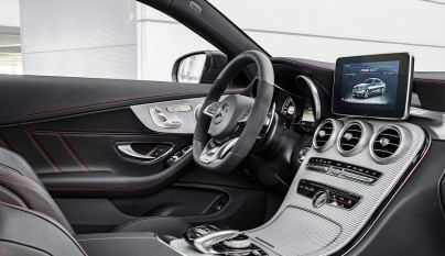 Mercedes-AMG C 43 Coupe 11