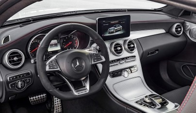 Mercedes-AMG C 43 Coupe 12