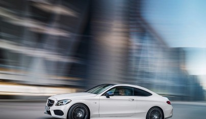 Mercedes-AMG C 43 Coupe 2