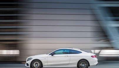 Mercedes-AMG C 43 Coupe 3