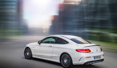 Mercedes-AMG C 43 Coupe 4