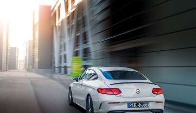 Mercedes-AMG C 43 Coupe 5