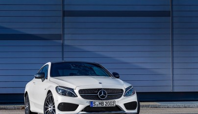 Mercedes-AMG C 43 Coupe 6