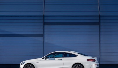 Mercedes-AMG C 43 Coupe 7