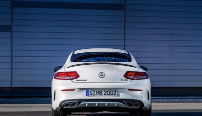 Mercedes-AMG C 43 Coupe 9