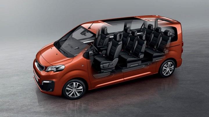 Peugeot Traveller 4