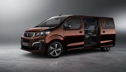 Peugeot Traveller i-Lab 1