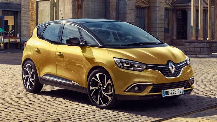 Scenic Renault 2016