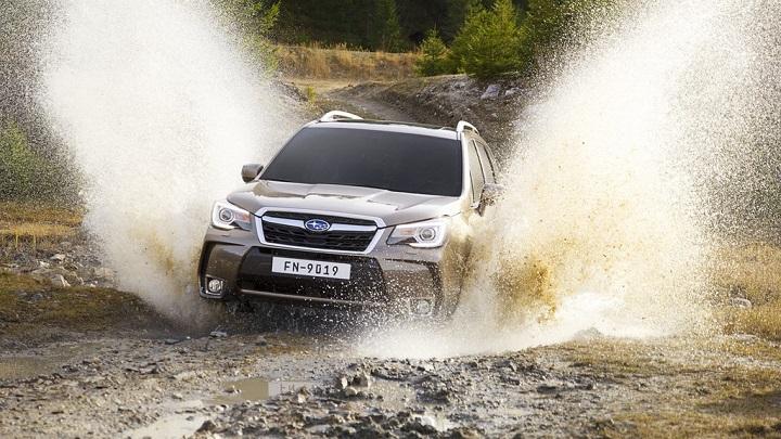Subaru Forester 2016 1