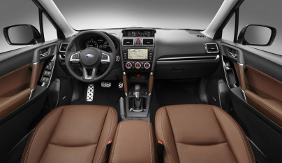 Subaru Forester 2016 10