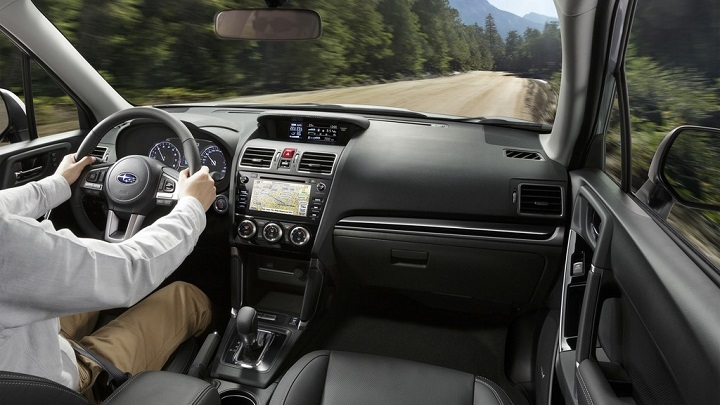 Subaru Forester 2016 8