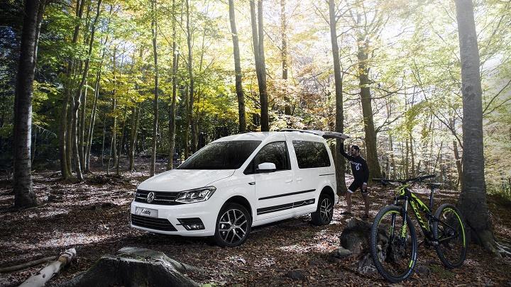 Volkswagen Caddy Outdoor 2016