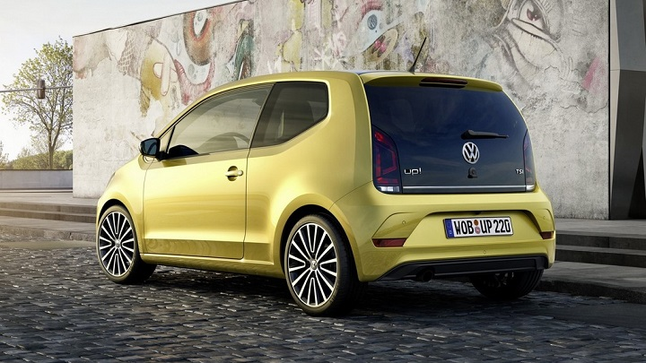 Volkswagen Up 2016 18