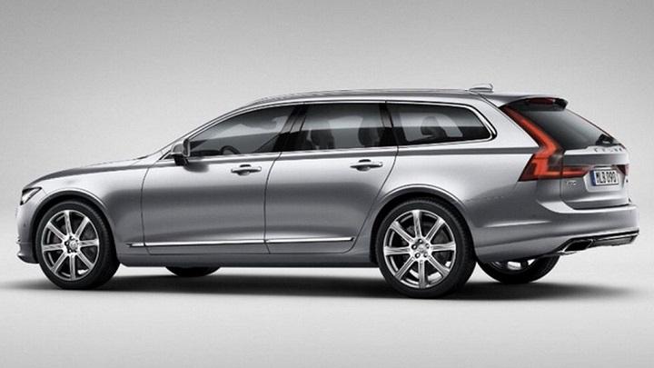 Volvo V90 2016 4