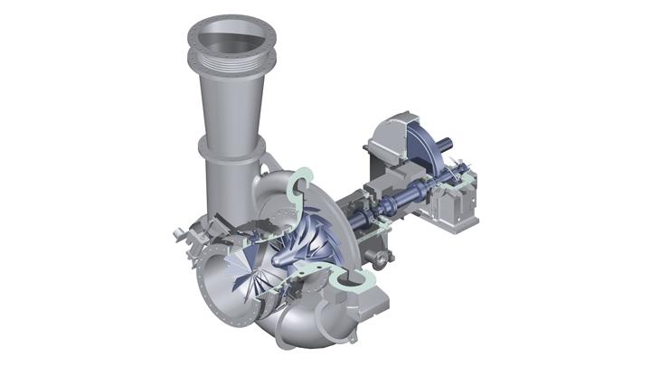 turbocompresor siemens
