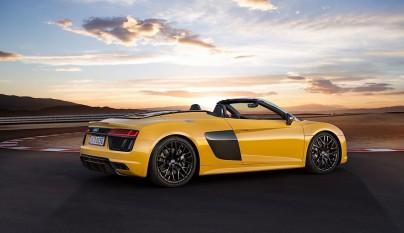Audi R8 Spyder V10 13