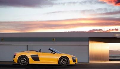 Audi R8 Spyder V10 14