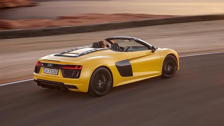 Audi R8 Spyder V10 19