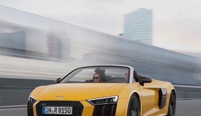 Audi R8 Spyder V10 24