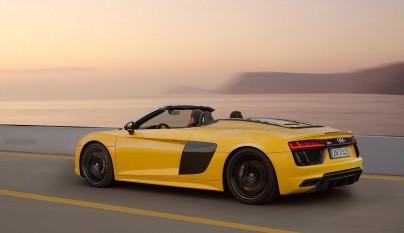 Audi R8 Spyder V10 26