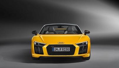 Audi R8 Spyder V10 3