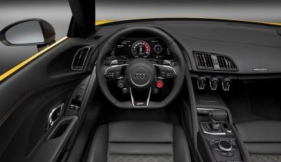 Audi R8 Spyder V10 36