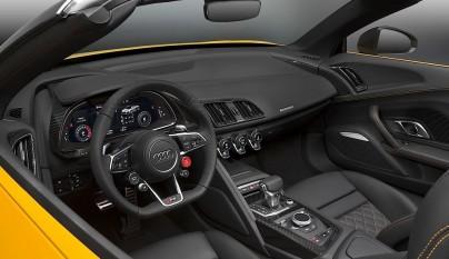 Audi R8 Spyder V10 37