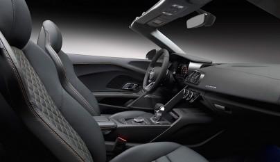 Audi R8 Spyder V10 38