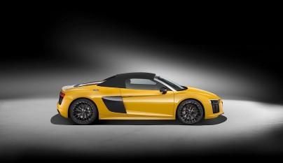 Audi R8 Spyder V10 4