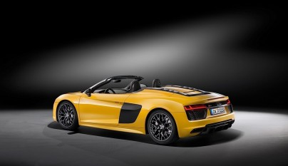 Audi R8 Spyder V10 7