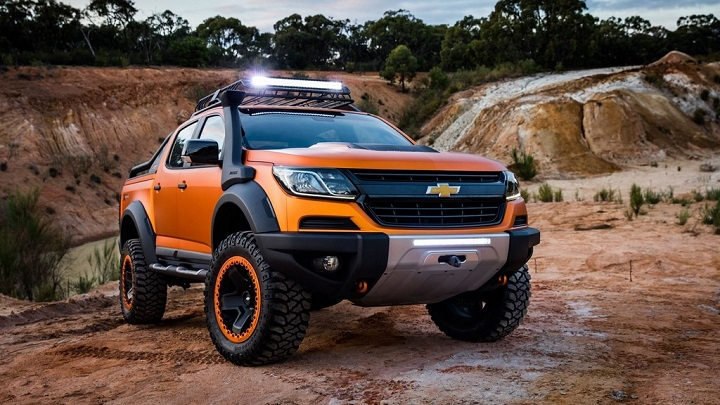 Chevrolet Colorado Xtreme Concept 1