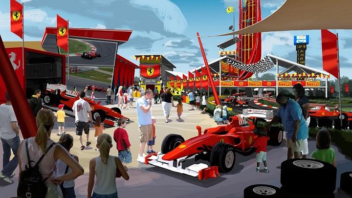 Ferrari Land 4