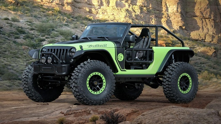 Jeep Wrangler Trailcat 1