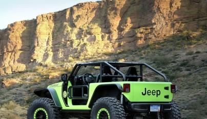 Jeep Wrangler Trailcat 2