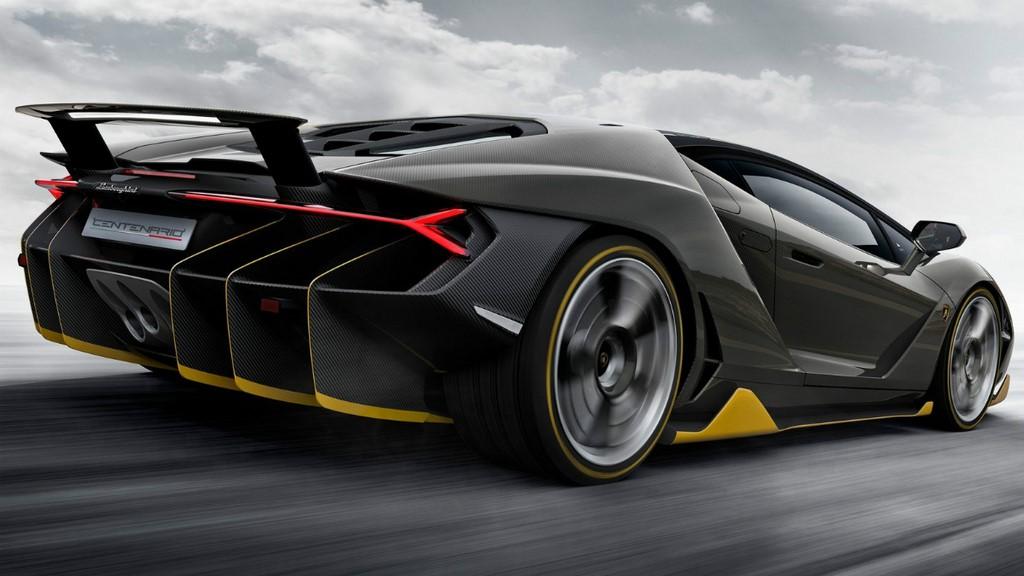 Lamborghini Centenario 3