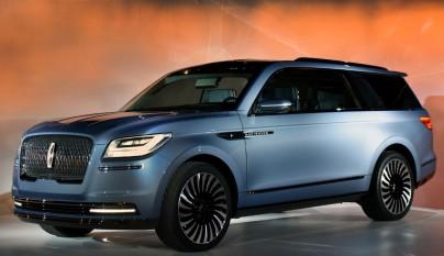 Lincoln Navigator Concept 12