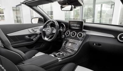 Mercedes-AMG C 63 Cabrio 2