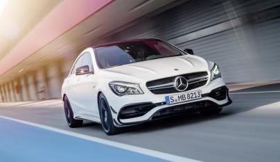 Mercedes-AMG CLA 45 4MATIC 1