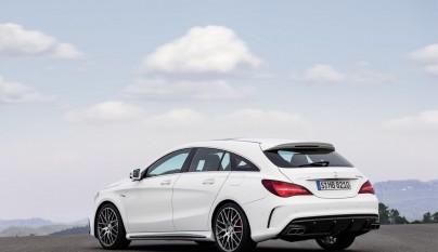 Mercedes-AMG CLA 45 4MATIC 6