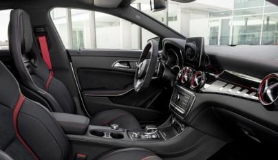 Mercedes-AMG CLA 45 4MATIC 7