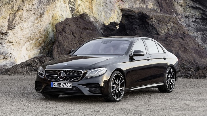 Mercedes-AMG E 43 4MATIC 2016 1