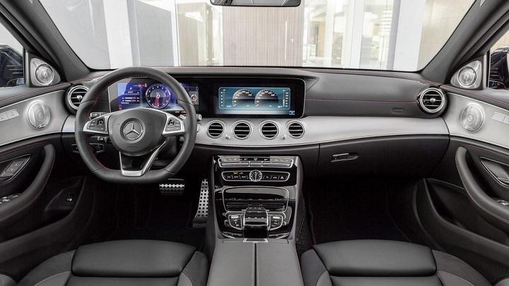 Mercedes-AMG E 43 4MATIC 2016 11