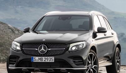 Mercedes-AMG GLC 43 2016 10